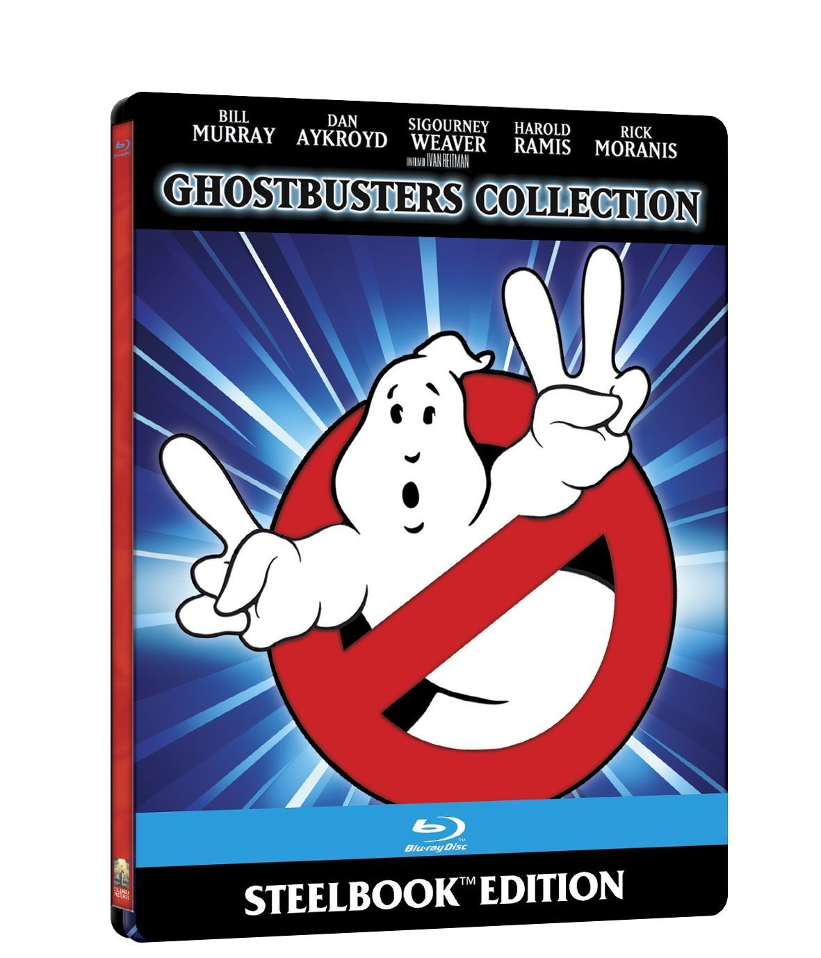 ghostbusters collection limited