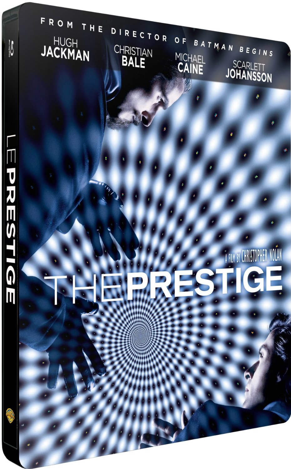 the prestige steelbook