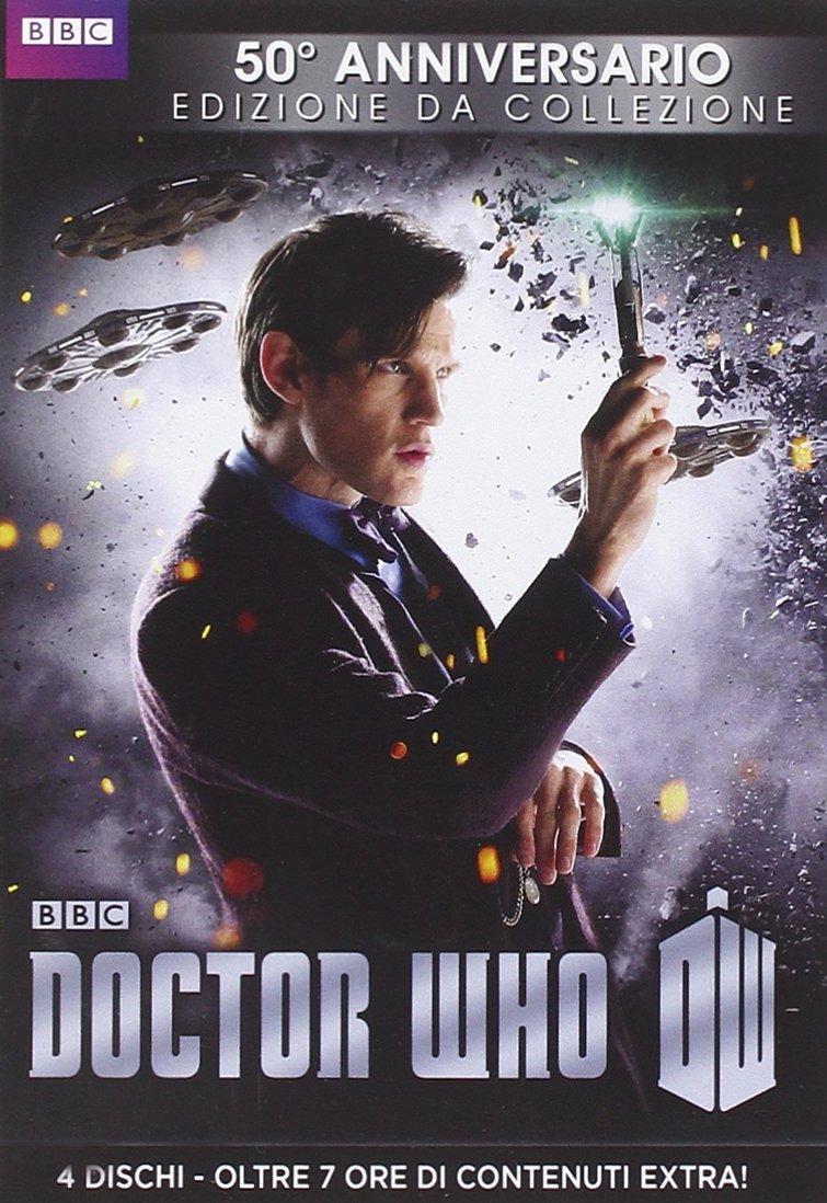 doctor who 50° anniversario dvd edizione da collezione