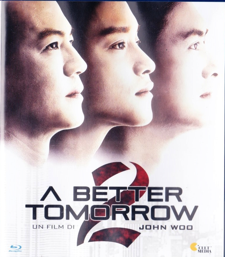a better tomorrow 2 blu-ray