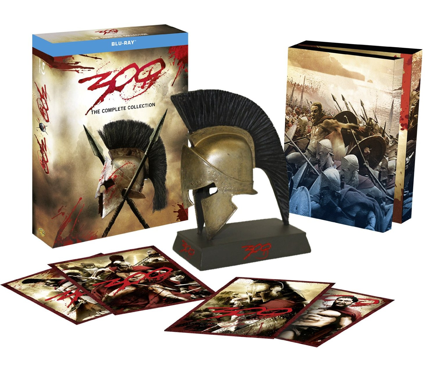 300 the complete collection 3