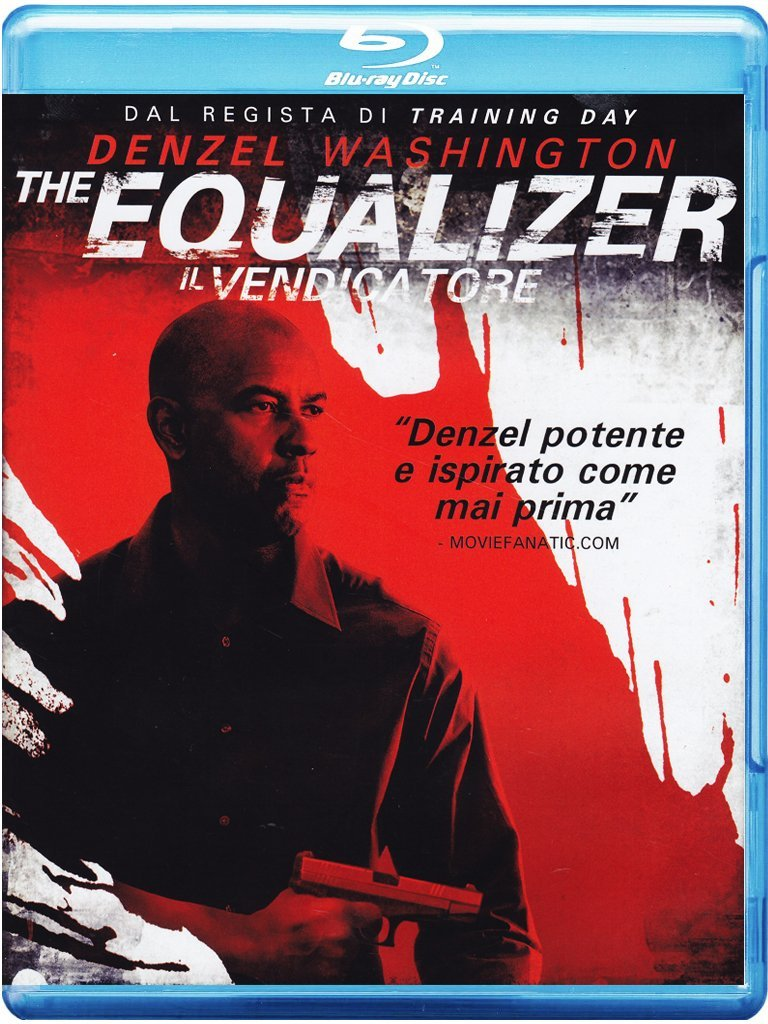 equalizer blu-ray
