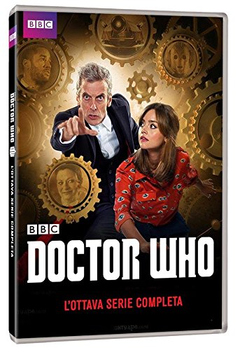 doctor who stagione 8 blu-ray