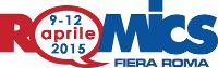 romics 2015 logo
