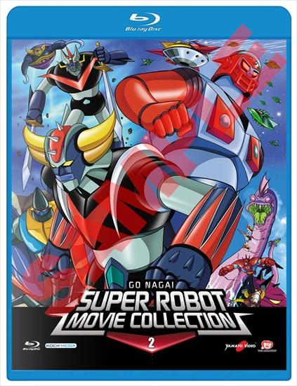 go nagai super robot dvd 1