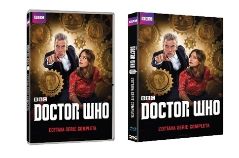 doctor who stagione 8