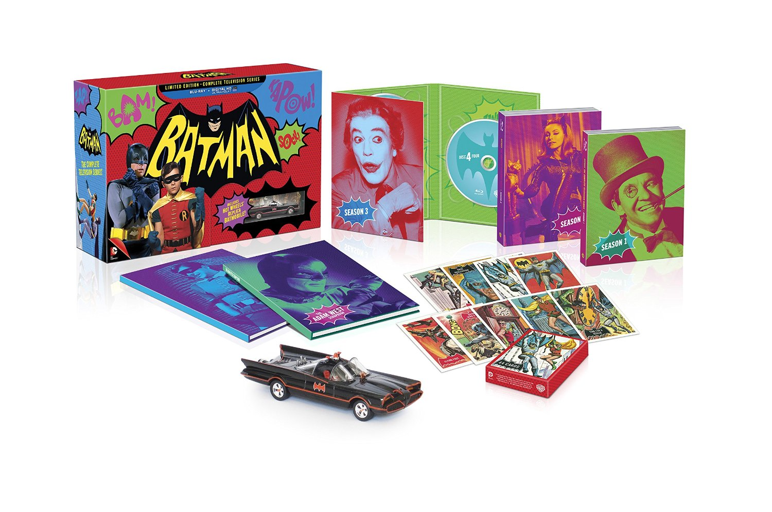batman serie tv completa limited