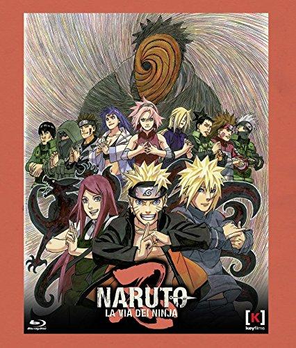 Naruto - La Via dei Ninja: Blu-Ray
