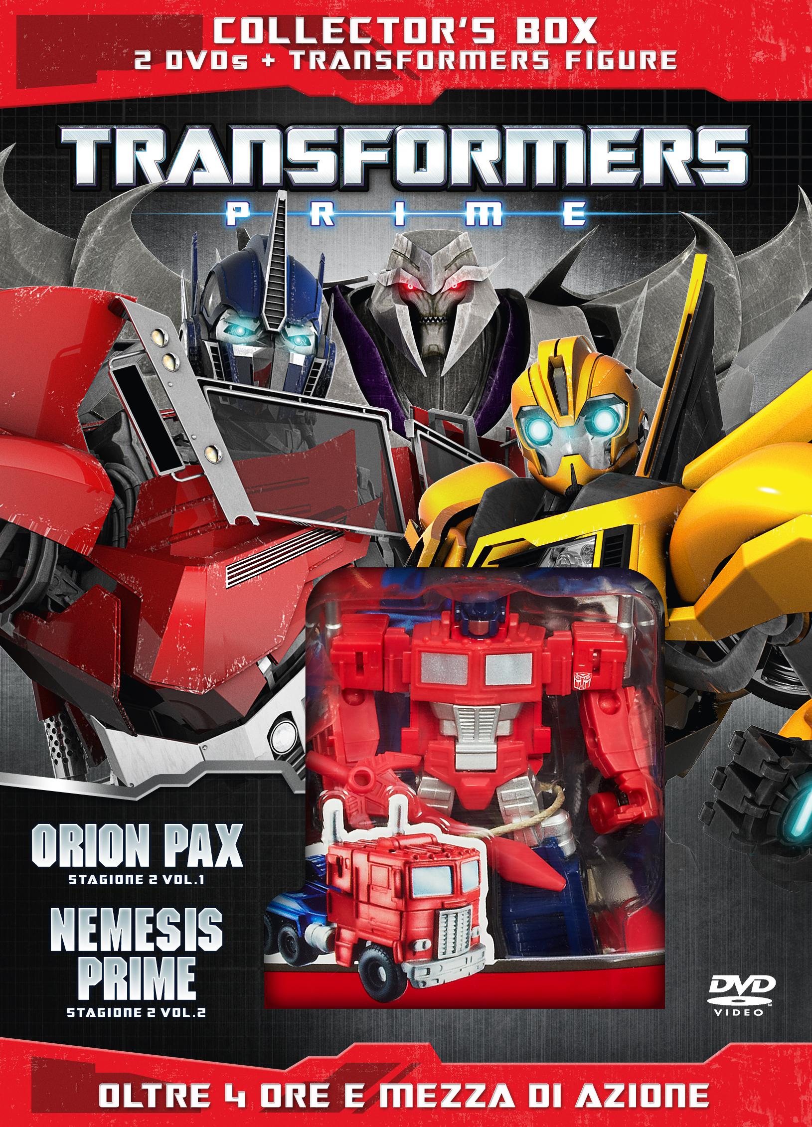 transformers prime stagione 2 edizione modellino 1