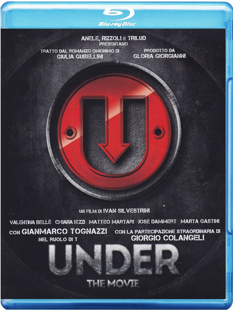 under the movie blu-ray