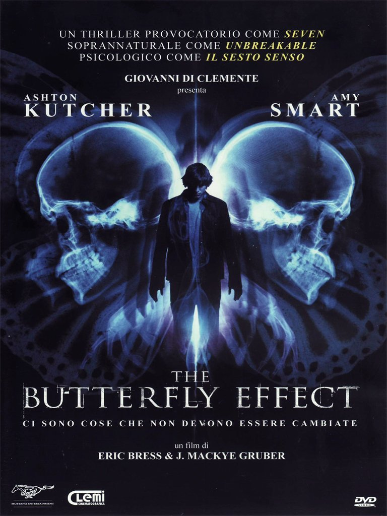 butterfly effect dvd