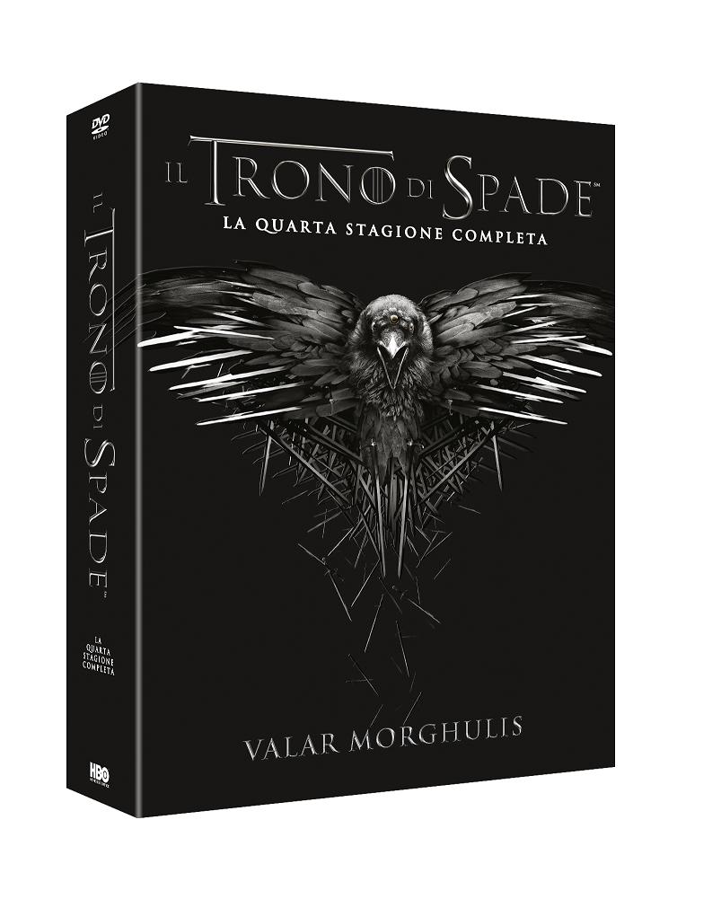 il trono di spade stagione 4 dvd