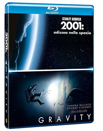 2001 odissea nello spazio gravity blu-ray