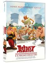 asterix e il regno degli dei dvd