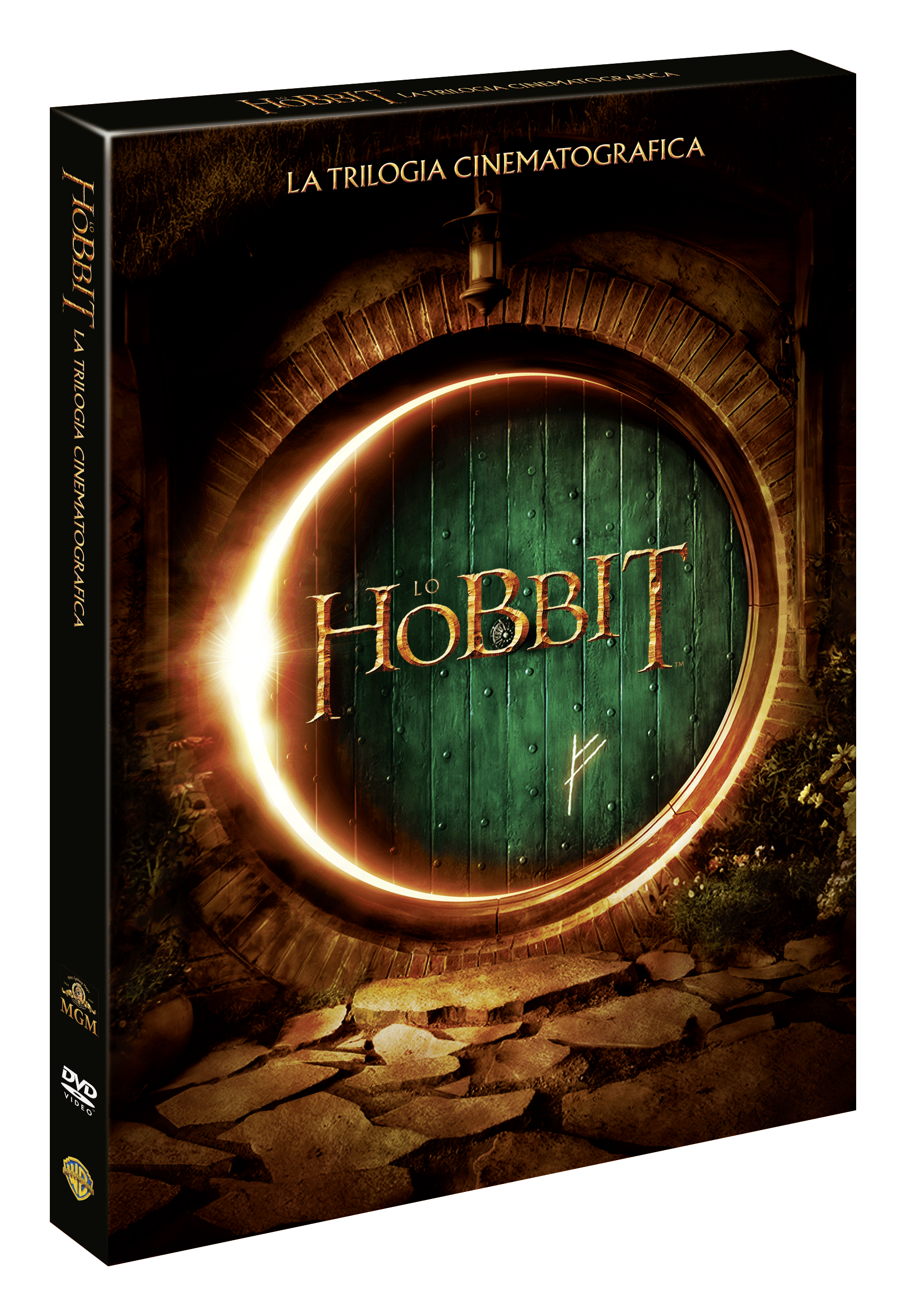 hobbit trilogia dvd