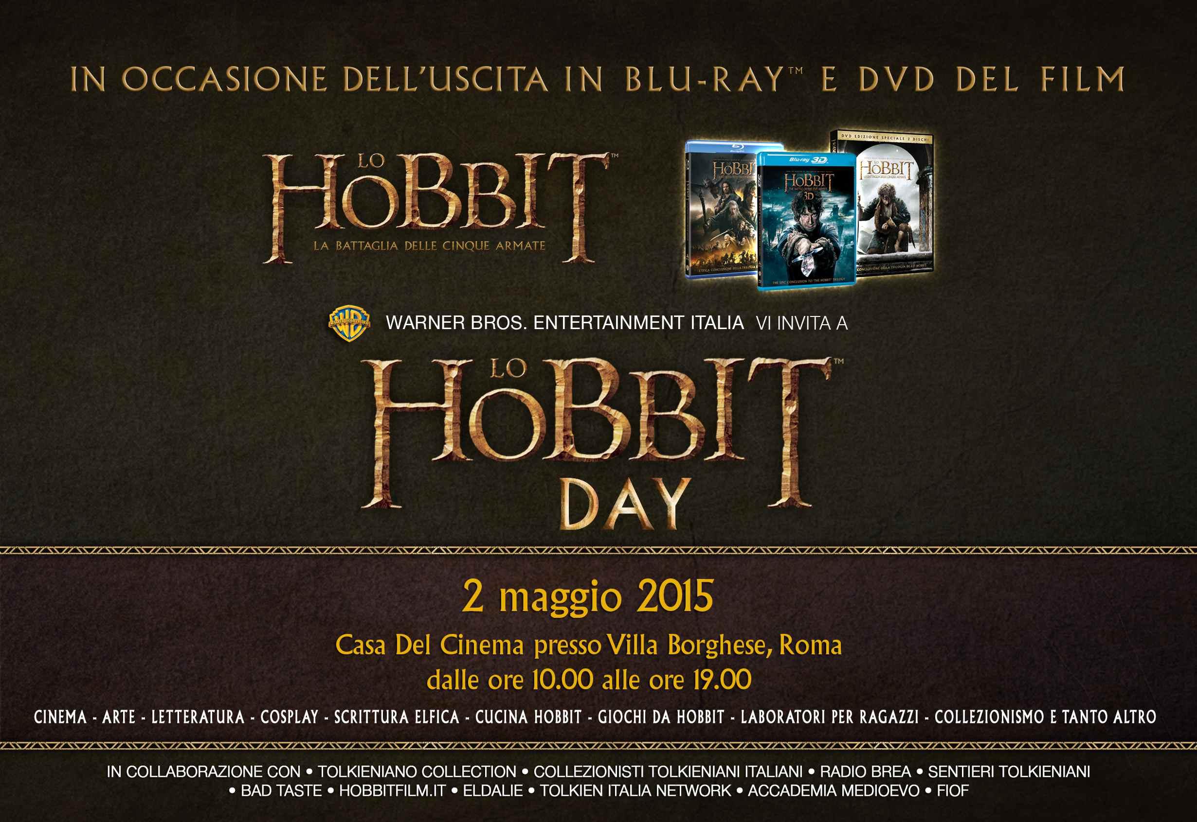 invito lo hobbit day 2015