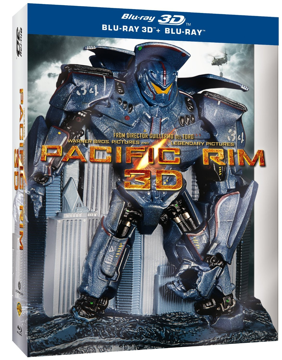 pacific rim limited edition blu-ray