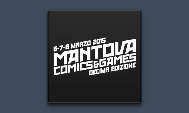 MANTOVA COMICS & GAMES 2015