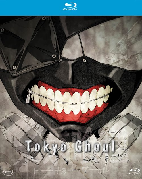 tokyo ghoul blu-ray