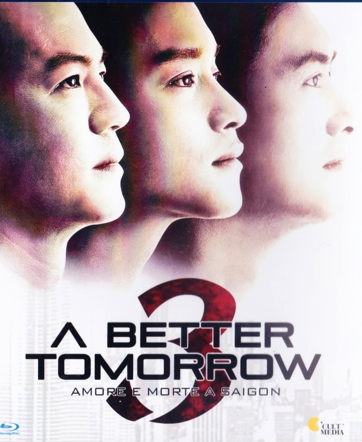 a better tomorrow 3 blu-ray