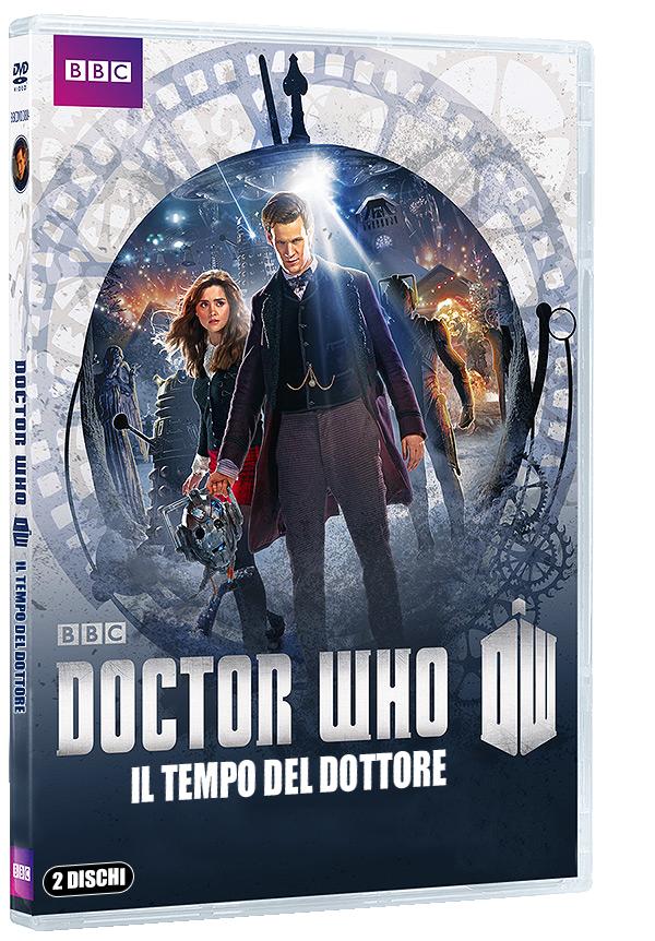 doctor who il tempo del dottore