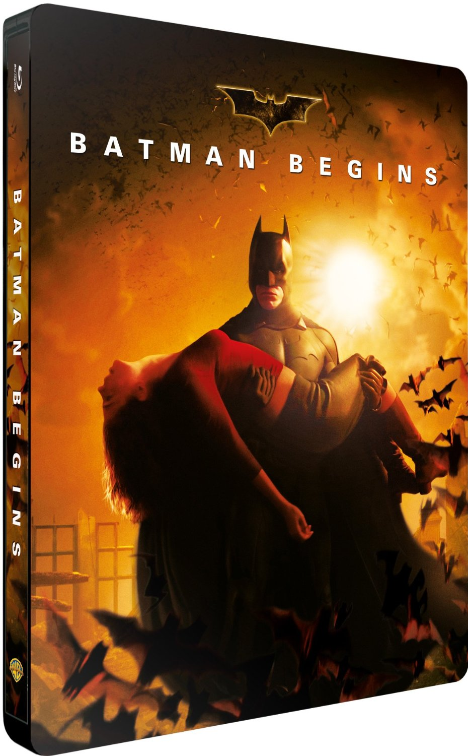 batman begins steelbook