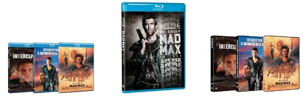 mad max trilogia