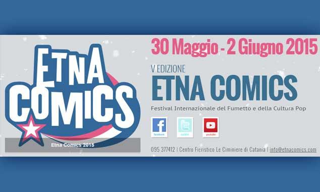 ETNA COMICS 2015