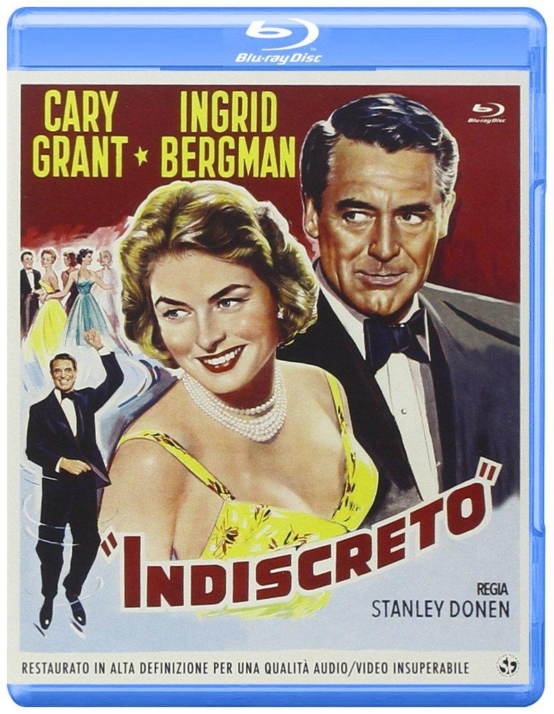 indiscreto: Blu-Ray