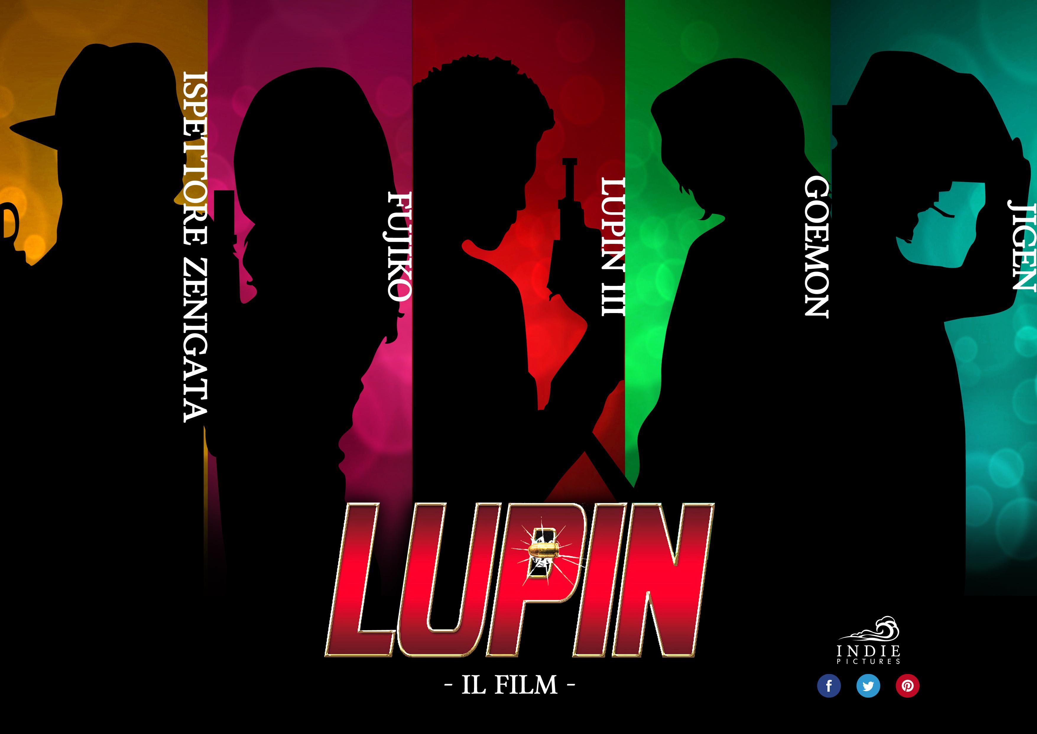 lupin III l ive