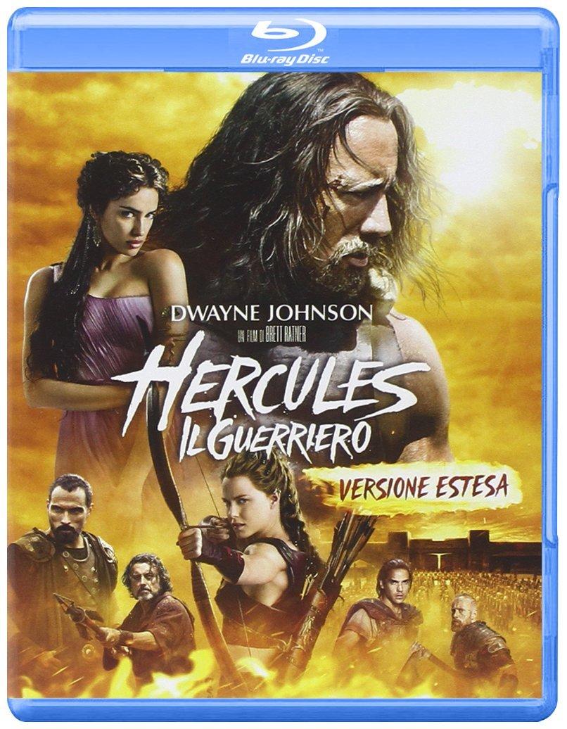 hercules il guerriero blu-ray