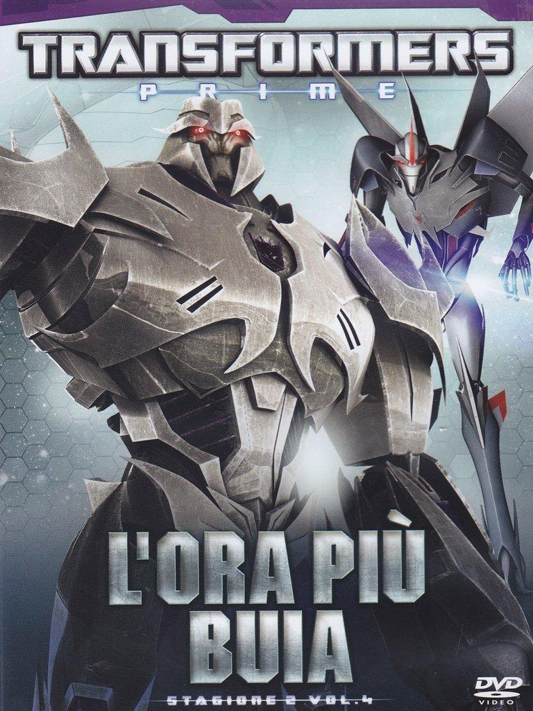 transformers prime stagione 2 dvd 4